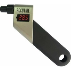 Accutire Digital Tire Pressure Gauge Large Display Ms4021b 5-150psi, In Pack