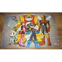 Megaman Nt Warrior Rare Small Poster 42x28cm Capcom