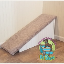 Dog Ramp Father's Day Gift for Dog Dad 18H X   Etsy found on Bargain Bro from  for $169