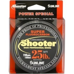 Sunline Power Special Shooter Fluorocarbon - 30lb - 109yds