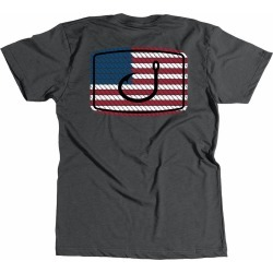 AVID Sportswear American Anthem T-Shirt - Charcoal Heather - 3X-Large found on Bargain Bro from Tackle Direct for USD $20.51