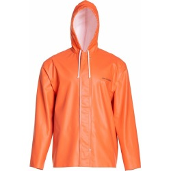 Grundens Clipper 82 Hooded Parka Orange - Size XX-Large found on Bargain Bro Philippines from Tackle Direct for $114.99
