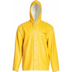 Grundens Clipper 82 Hooded Parka Yellow - Size Large found on Bargain Bro Philippines from Tackle Direct for $114.99
