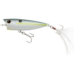Evergreen OB Popper Custom Topwater Bait - Queen Shad found on Bargain Bro Philippines from Tackle Direct for $16.99