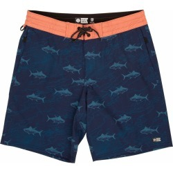 Salty Crew Seamark Utility Boardshort - Navy - 36 found on Bargain Bro from Tackle Direct for USD $49.40