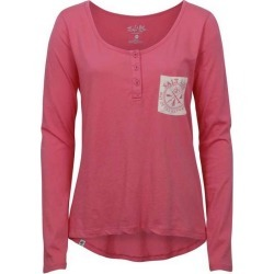 Salt Life Way of the Waterwoman Womens L/S Tee - Neon Rose - Medium found on Bargain Bro India from Tackle Direct for $26.95