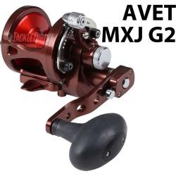 Avet MXJ G2 6/4 2-Speed Reel - Neptune's Heart