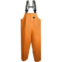 Grundens C116O Clipper 116 Bib Pant Orange - Size X-Large found on Bargain Bro Philippines from Tackle Direct for $109.99