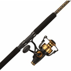 Penn Spinfisher VI Spinning Combo - SSVI6500LL701MH found on Bargain Bro India from Tackle Direct for $249.99