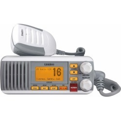 Uniden Fixed Mount VHF Radio - White - UM385 found on Bargain Bro India from Tackle Direct for $98.99