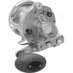 Avet JX G2 6/3 2-Speed Reel - Left Hand Silver