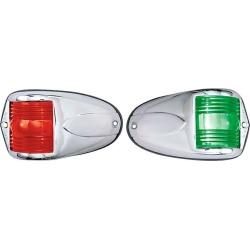 Perko Side Lights - 1264DP0CHR