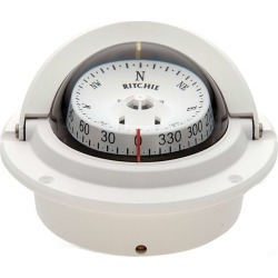 Ritchie Voyager Flush Mount Compass - F-83W