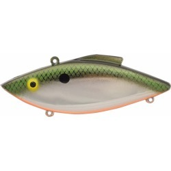 Bill Lewis Rat-L-Trap Original (RT) 39C GOLD TENNESSEE ON CHROME found on Bargain Bro India from Tackle Direct for $5.39