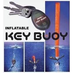 Buoy Self Inflating Key Fob