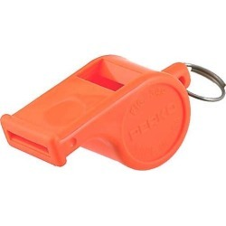 Perko Orange Signal Whistle found on Bargain Bro Philippines from Tackle Direct for $3.29