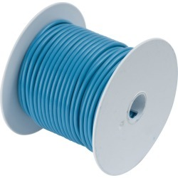 Ancor 14 AWG Tinned Copper Wire Primary Cable - Light Blue - 100 ft. found on Bargain Bro from Tackle Direct for USD $17.47