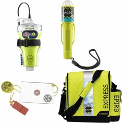 ACR EPIRB Safety Kit #2 - w/ GlobalFix V4 Cat II