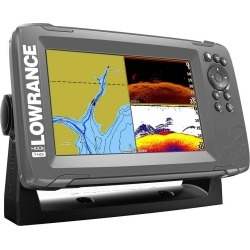 Lowrance HOOK2-7 7in Combo w/ SplitShot & US Inland Charts found on Bargain Bro India from Tackle Direct for $498.99
