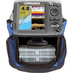 Lowrance HOOK-5 Combo Ice Machine w/ Ice Transducer - 000-12654-001