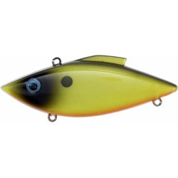 Bill Lewis Rat-L-Trap Original (RT) 09 CHARTREUSE/BLACK BACK found on Bargain Bro India from Tackle Direct for $5.39