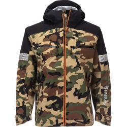 Simms CX Jacket - Woodland Camo - Medium found on Bargain Bro India from Tackle Direct for $399.95