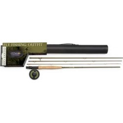 St Croix Rio Santo Fly Fishing Outfits - RSK804.4