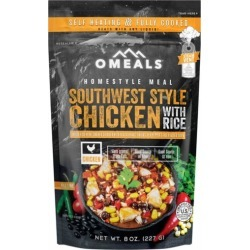 Omeals Self Heating Homestyle Meal - Southwest Style Chicken