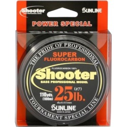 Sunline Power Special Shooter Fluorocarbon - 25lb - 660yds