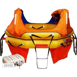 Switlik OPR-1330-207 OPR Offshore Passage Raft - Hard Container found on Bargain Bro Philippines from Tackle Direct for $5215.00