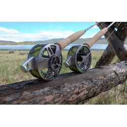 Waterworks Lamson Center Axis Rod & Reel System - 9 ft. - 6 Wt.