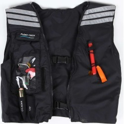 Float Tech Inflatable Life Vest - Large found on Bargain Bro Philippines from Tackle Direct for $199.00
