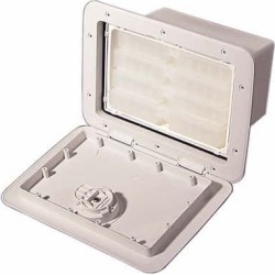 Tempress 1115 Cam Tackle Hatch White found on Bargain Bro Philippines from Tackle Direct for $119.99