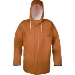 Grundens B40O Brigg 40 Rainjacket Orange - XX-Large found on Bargain Bro Philippines from Tackle Direct for $134.99