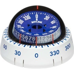 Ritchie Tactician Surface Mount Compass - XP-98W