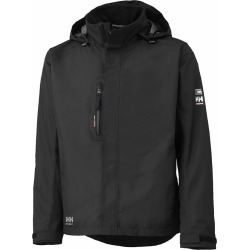 Helly Hansen Haag Jacket - Black - 4XL found on MODAPINS from Tackle Direct for USD $150.00