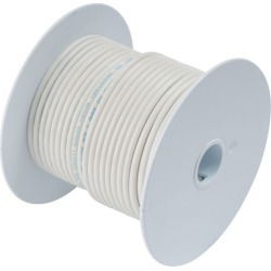 Ancor 12 AWG Tinned Copper Wire Primary Cable - White - 100 ft. found on Bargain Bro from Tackle Direct for USD $23.55