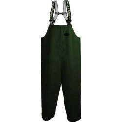 Grundens C116G Clipper 116 Bib Pant Green Sizes 3XL-5XL - 3XL found on Bargain Bro Philippines from Tackle Direct for $119.99