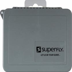Superfly Flat & Ripple Fly Box - Medium