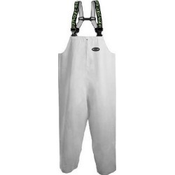 Grundens C116W Clipper 116 Bib Pant White Sizes 3XL-5XL - 3XL found on Bargain Bro Philippines from Tackle Direct for $119.99