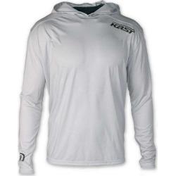 Kast Gear Ronin Sun Shirt - Storm Grey - Size Large