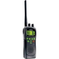Uniden Atlantis 250BK Handheld Two-Way VHF Marine Radio found on Bargain Bro India from Tackle Direct for $79.99