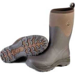 Muck Boots Men's Arctic Outpost Mid Boots - Brown 11