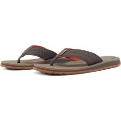 Grundens Deck Hand Sandal - Brindle - 14 found on Bargain Bro India from Tackle Direct for $44.99