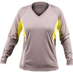 Stormr RW115W-02 Womens Long Sleeve UV Shield Shirt Smoke - Size 16 found on Bargain Bro Philippines from Tackle Direct for $39.95