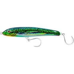 Nomad Design Riptide - 200mm Floating - Silver Green Mackerel