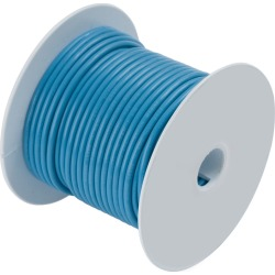 Ancor 16 AWG Tinned Copper Wire Primary Cable - Light Blue - 500 ft. found on Bargain Bro from Tackle Direct for USD $54.71
