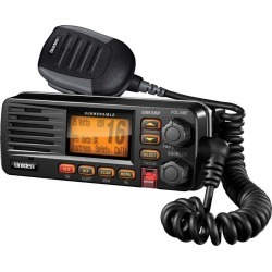 Uniden UM380 Black VHF Radio Class D found on Bargain Bro India from Tackle Direct for $99.99
