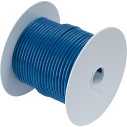 Ancor 10 AWG Tinned Copper Wire Primary Cable - Dark Blue - 500 ft. found on Bargain Bro from Tackle Direct for USD $164.91