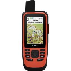 Garmin GPSMAP 86i Handheld GPS w/ inReach - Worldwide Basemap